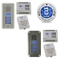 Domofon cyfrowy - zestaw cyfrowy hybrydowy 8 abonentów 50C0100AC (możliwość dodania do 999 abonentów)