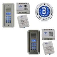 Domofon cyfrowy - zestaw cyfrowy hybrydowy 16 abonentów 50C0101AC (możliwość dodania do 999 abonentów)