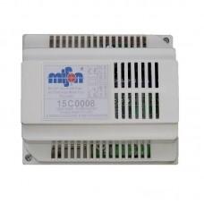 Dekoder domofonu na ośmiu abonentów ze wzmacniaczem 15C0008