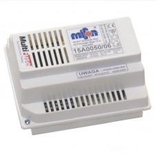 Wzmacniacz domofonowy z zasilaczem sieciowym 6VA 15A005006