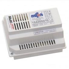 Wzmacniacz domofonowy z zasilaczem sieciowym 10VA 15A005010